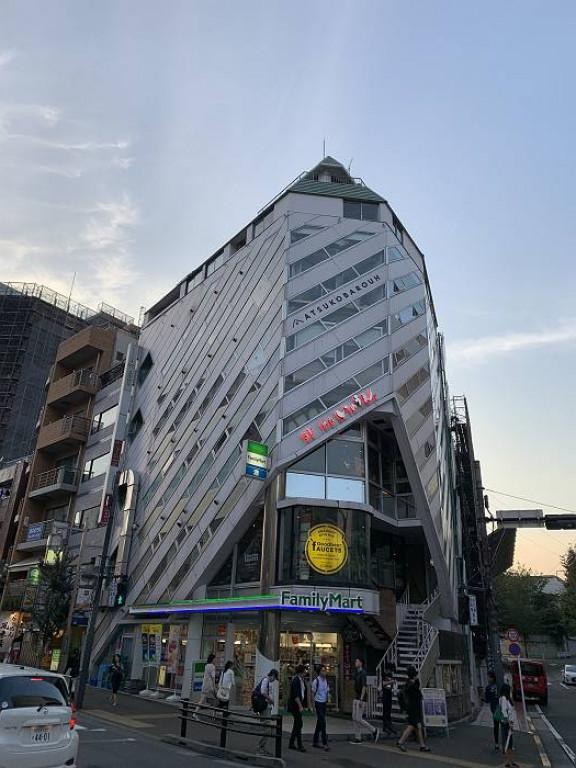 渋谷クロスロードビル、東京都渋谷区松濤1-29-1、渋谷駅 徒歩6分