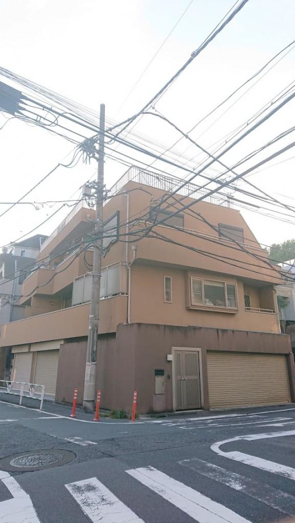 南平台住宅、東京都渋谷区南平台町7-3、渋谷駅 徒歩8分