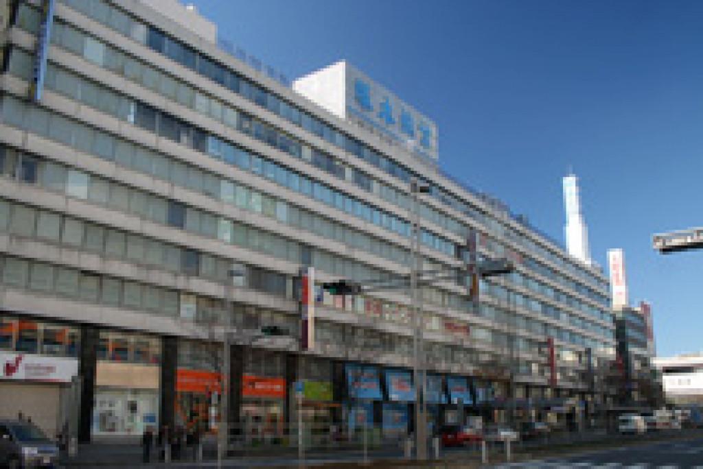 塚本大千葉ビル、千葉県千葉市中央区富士見2-3-1、千葉駅 徒歩3分
