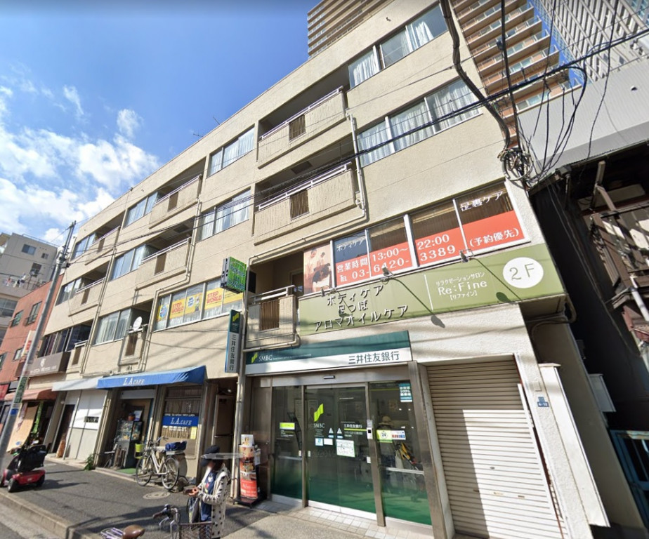 和合ハイム、東京都中央区月島1-6-12、月島駅 徒歩2分