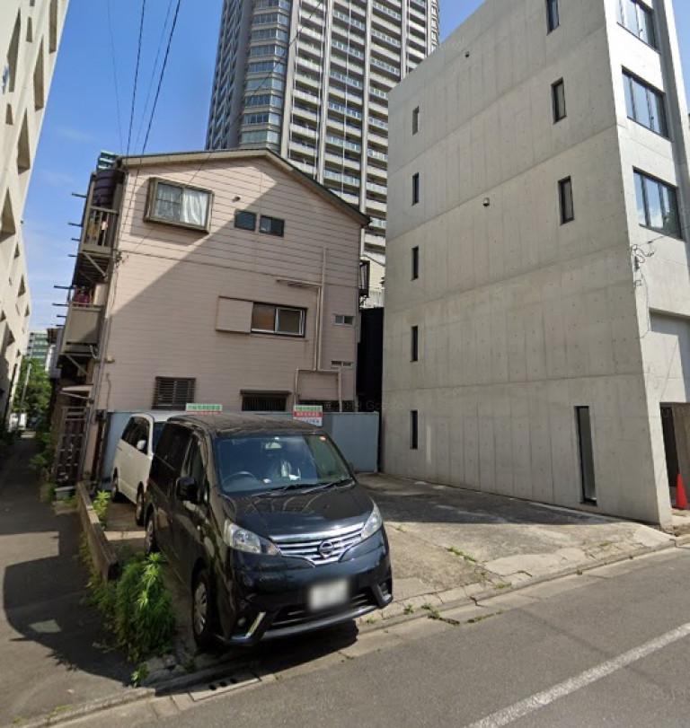 潮田駐車場、東京都中央区佃2-7-10、月島駅 徒歩3分