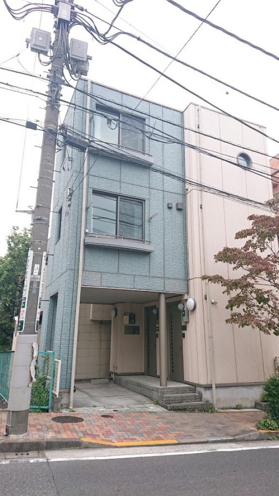ベルシェ広尾、東京都渋谷区恵比寿2-24-2、広尾駅 徒歩7分恵比寿駅 徒歩14分