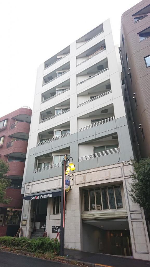 恵比寿ブルーメ、東京都渋谷区恵比寿4-23-9、恵比寿駅 徒歩6分