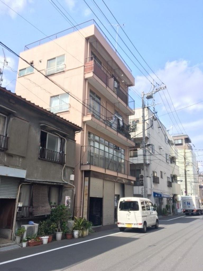 阿部ビル、東京都墨田区菊川1-3-7、森下駅 徒歩5分