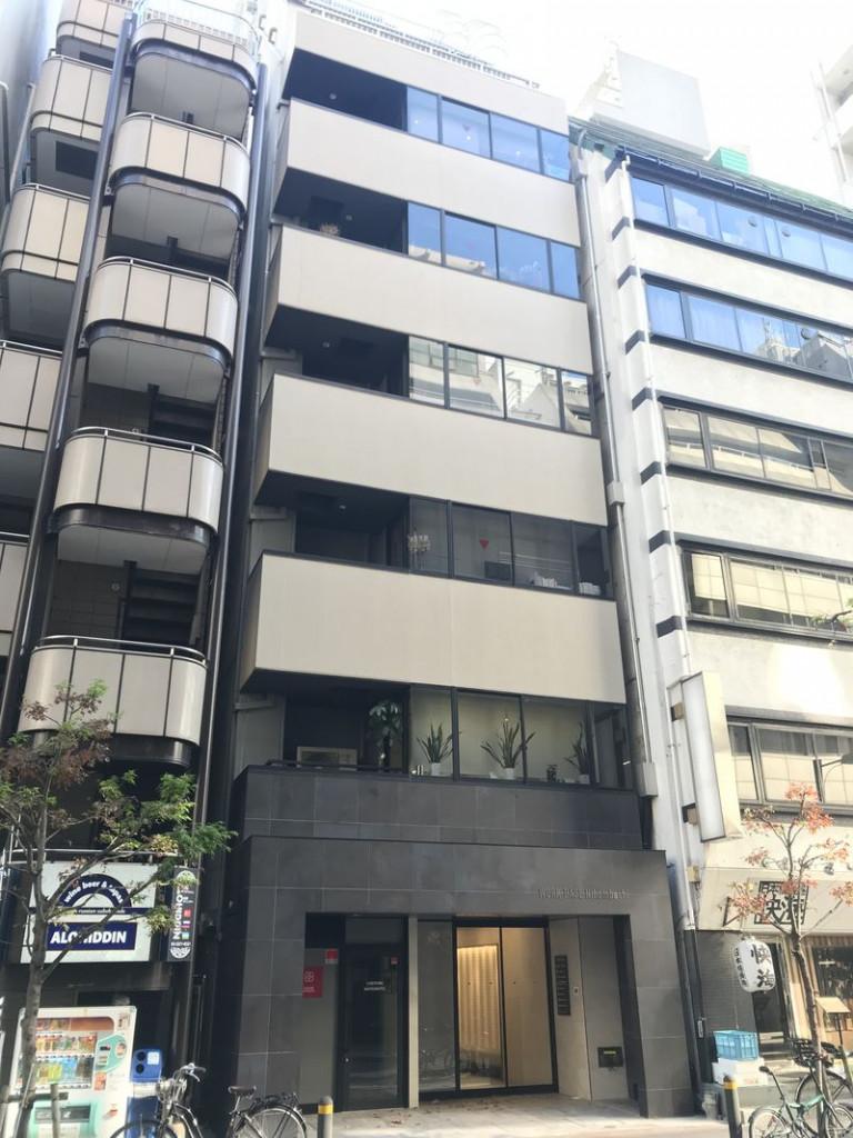 WORK BASE Nihonbashi (旧STH BUILDING)、東京都中央区日本橋2-16-4、日本橋駅 徒歩3分茅場町駅 徒歩6分