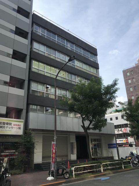 YK-16ビル、東京都大田区大森北1-1-5、大森駅 徒歩1分大森海岸駅 徒歩9分