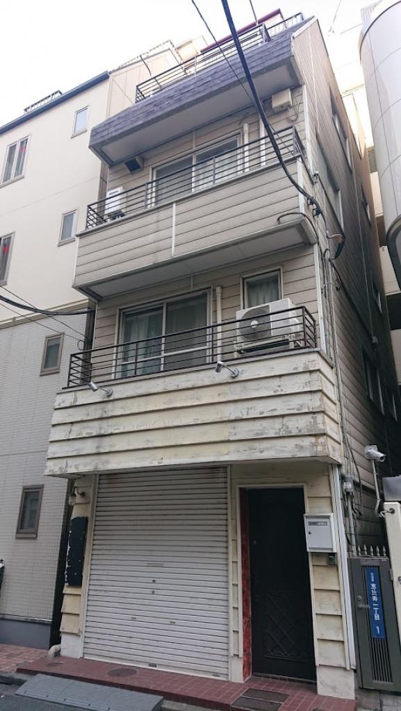 木下ビル、東京都渋谷区恵比寿1-1-6、恵比寿駅 徒歩2分