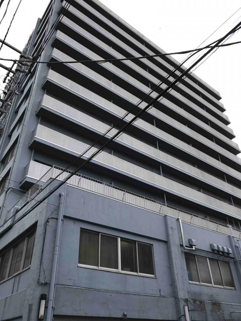 初台ハイツ、東京都渋谷区本町1-7-16、初台駅 徒歩3分
