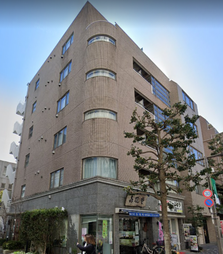 中目黒FC(シーフォートIS) 東京都目黒区上目黒2-6-1
