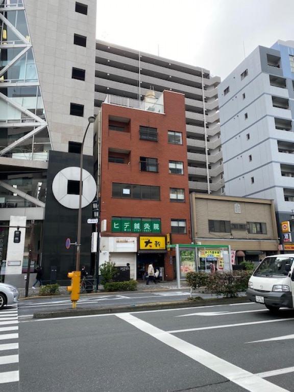 奥山ビル、東京都渋谷区東1-27-9、恵比寿駅 徒歩11分代官山駅 徒歩11分