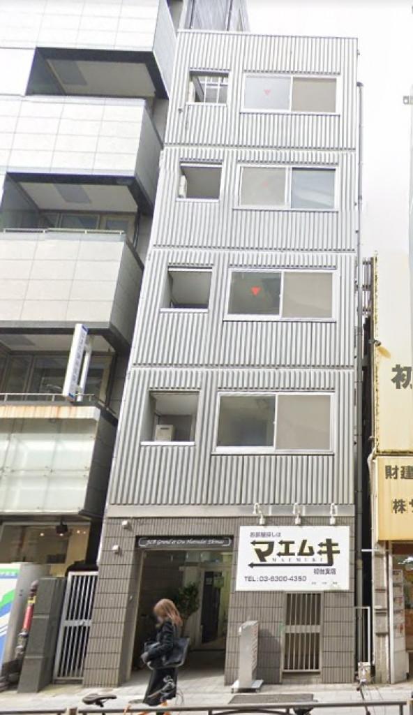 JLBグランエクリュ初台駅前、東京都渋谷区本町1-2-4、初台駅 徒歩1分
