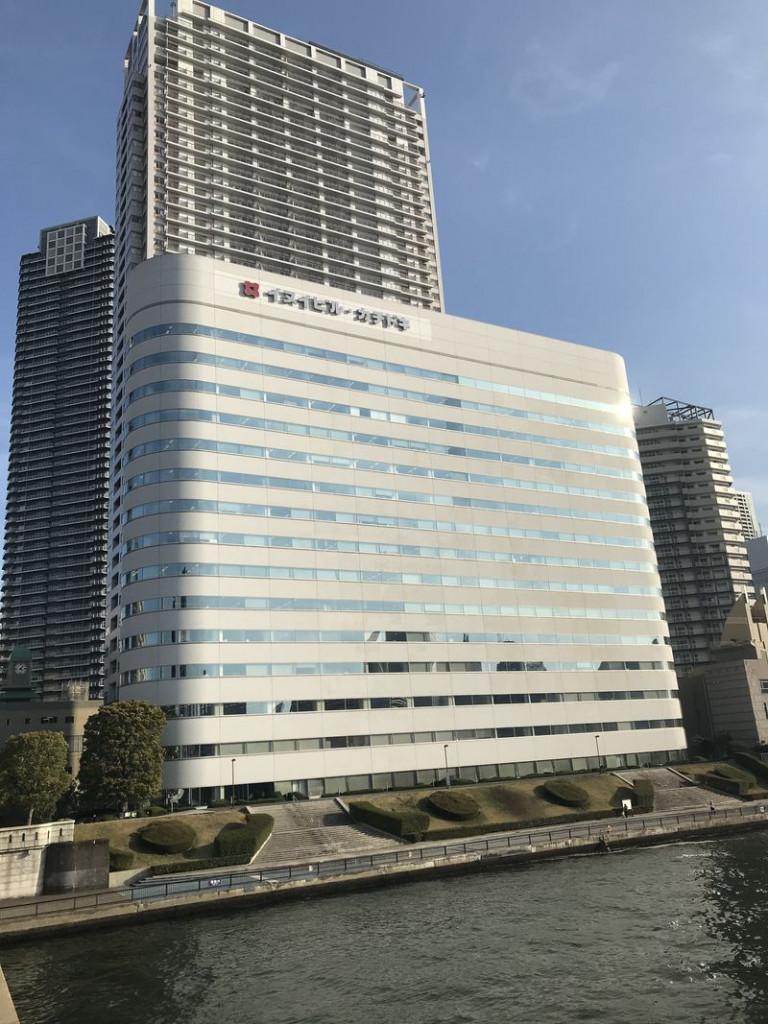 イヌイビル・カチドキ、東京都中央区勝どき1-13-1、