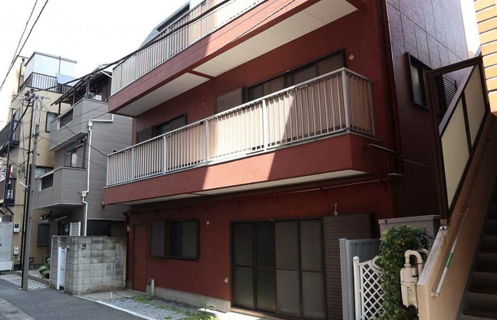 清水ビル、東京都中央区勝どき2-4-12、勝どき駅