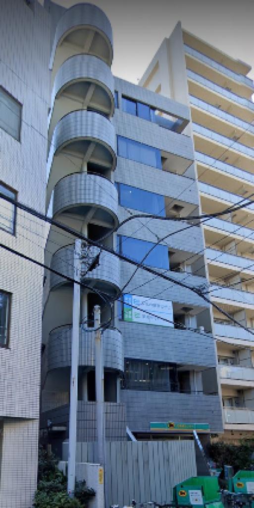 MTビル、東京都目黒区上目黒3-6-16、中目黒駅 徒歩3分