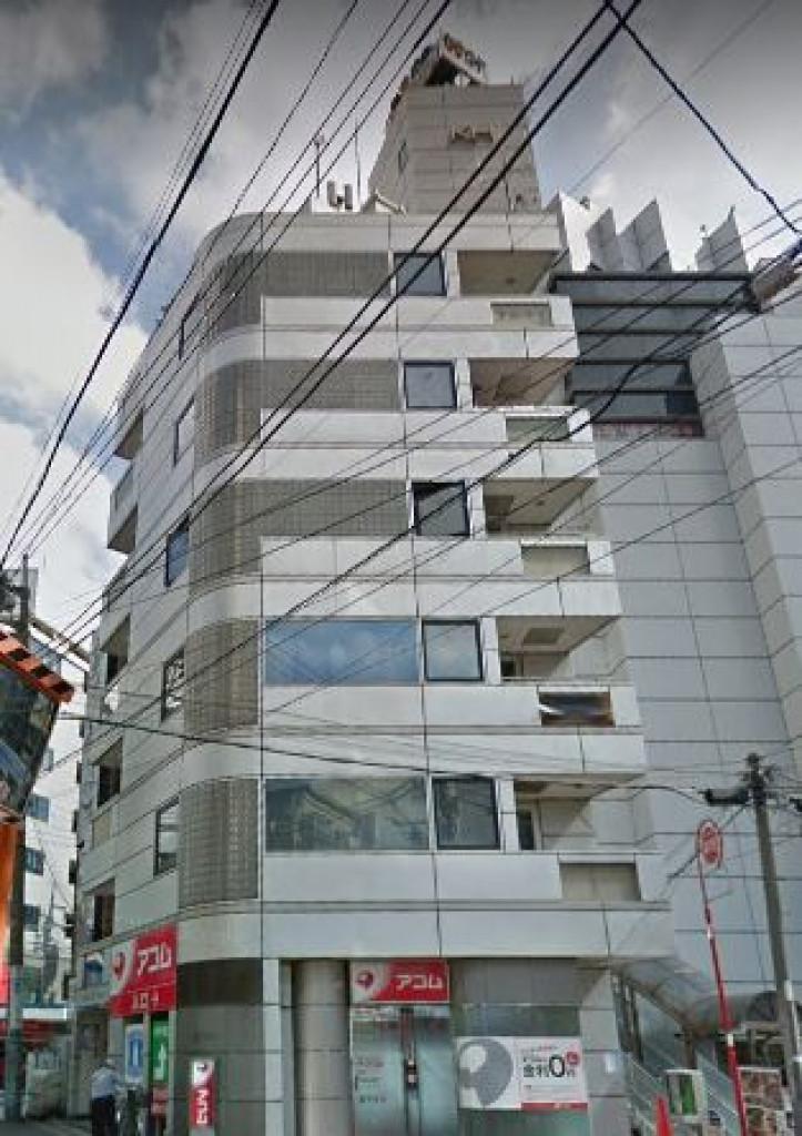 まめそうビル、東京都品川区東大井5-15-16、大井町駅 徒歩1分