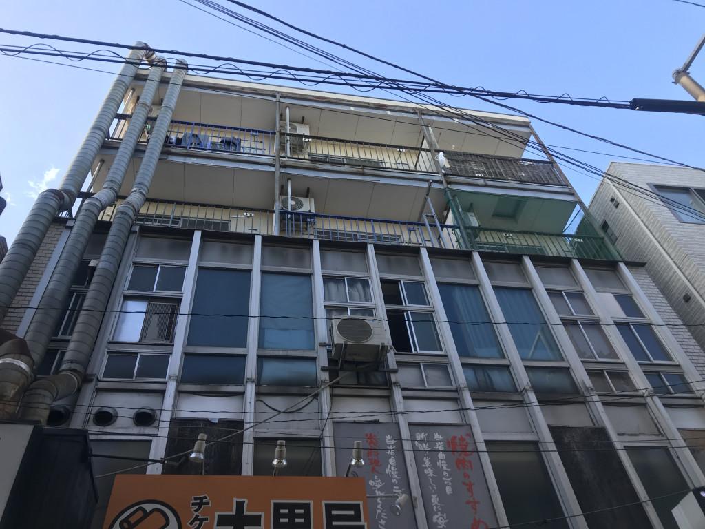 ちとふな駅前ビル(旧モンテフーズビル)、東京都世田谷区桜丘2-28-17、千歳船橋駅 1分