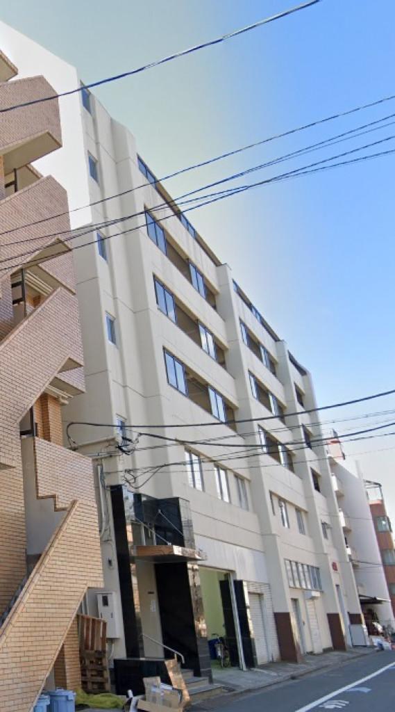 サンライズ江東、東京都江東区越中島2-3-8、越中島駅 徒歩4分