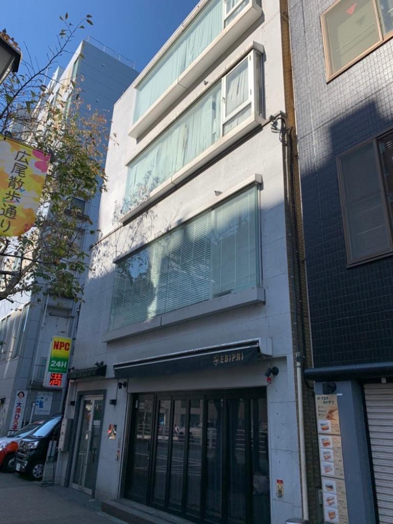 ユースクエア広尾、東京都渋谷区広尾5-1-40、恵比寿駅 徒歩11分