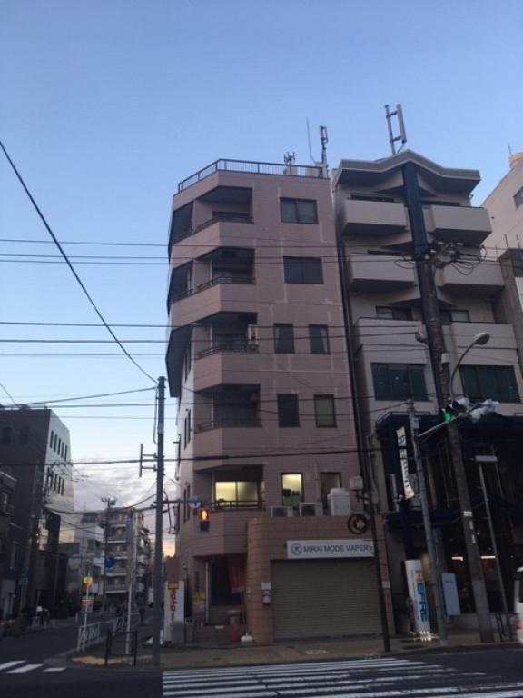 白馬幸和ビル、東京都墨田区石原2-18-1、両国駅 徒歩8分