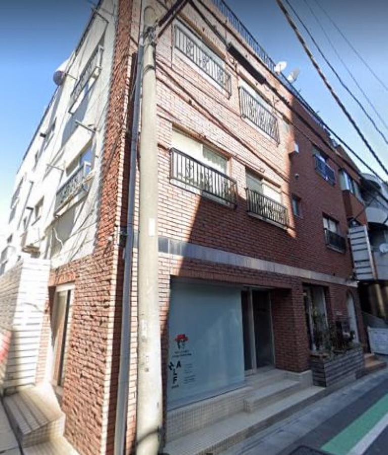 井関ハウス、東京都目黒区上目黒3-11-6、中目黒駅 徒歩3分