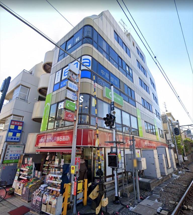 グローバル戸越銀座ビル 東京都品川区平塚1-9-1