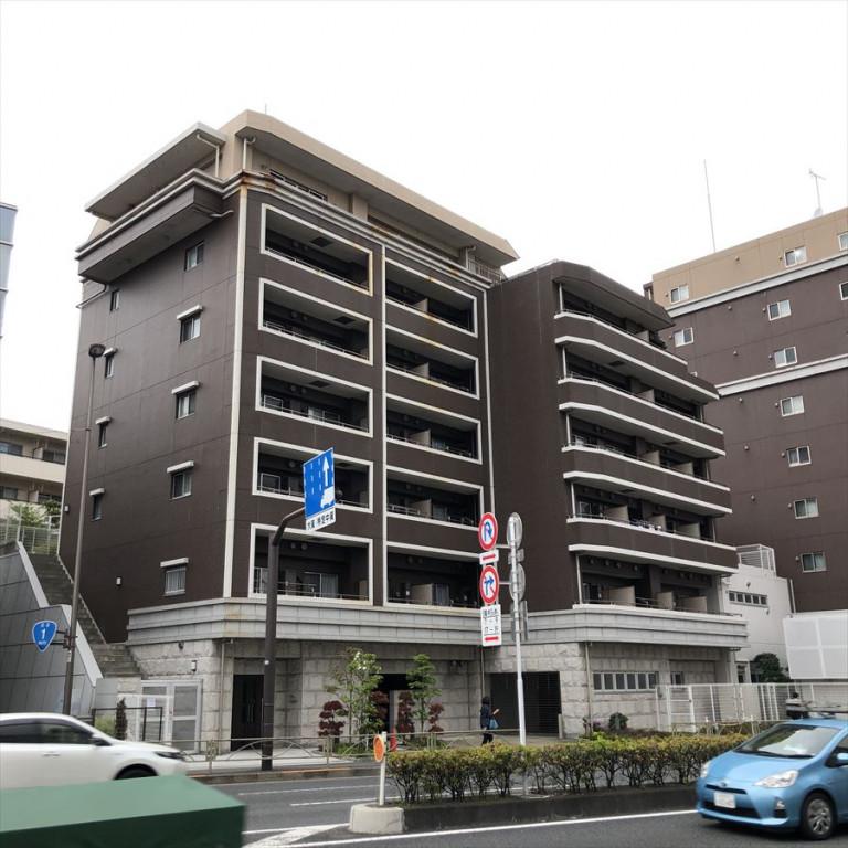 カルディア西馬込、東京都大田区西馬込2-1-5、西馬込駅 徒歩1分