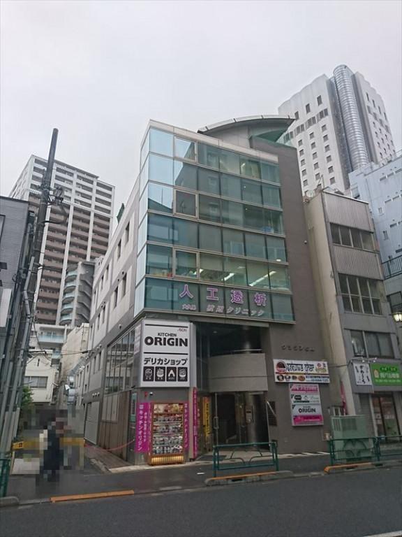 クラウンビル 東京都新宿区北新宿3-1-3