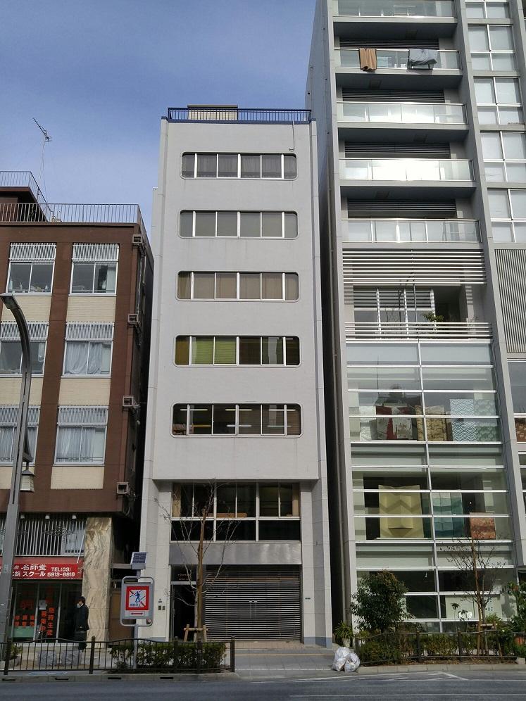 イワツキビル 東京都台東区東上野6-1-4