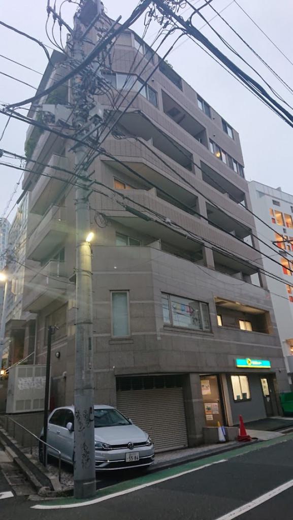 ヴィラ・アオヤマ、東京都渋谷区桜丘町10-8、渋谷駅 徒歩6分