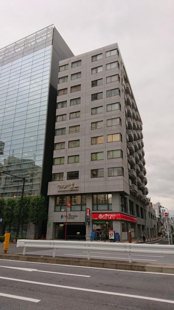ウィン青山、東京都港区南青山2-2-15、青山一丁目駅 徒歩2分