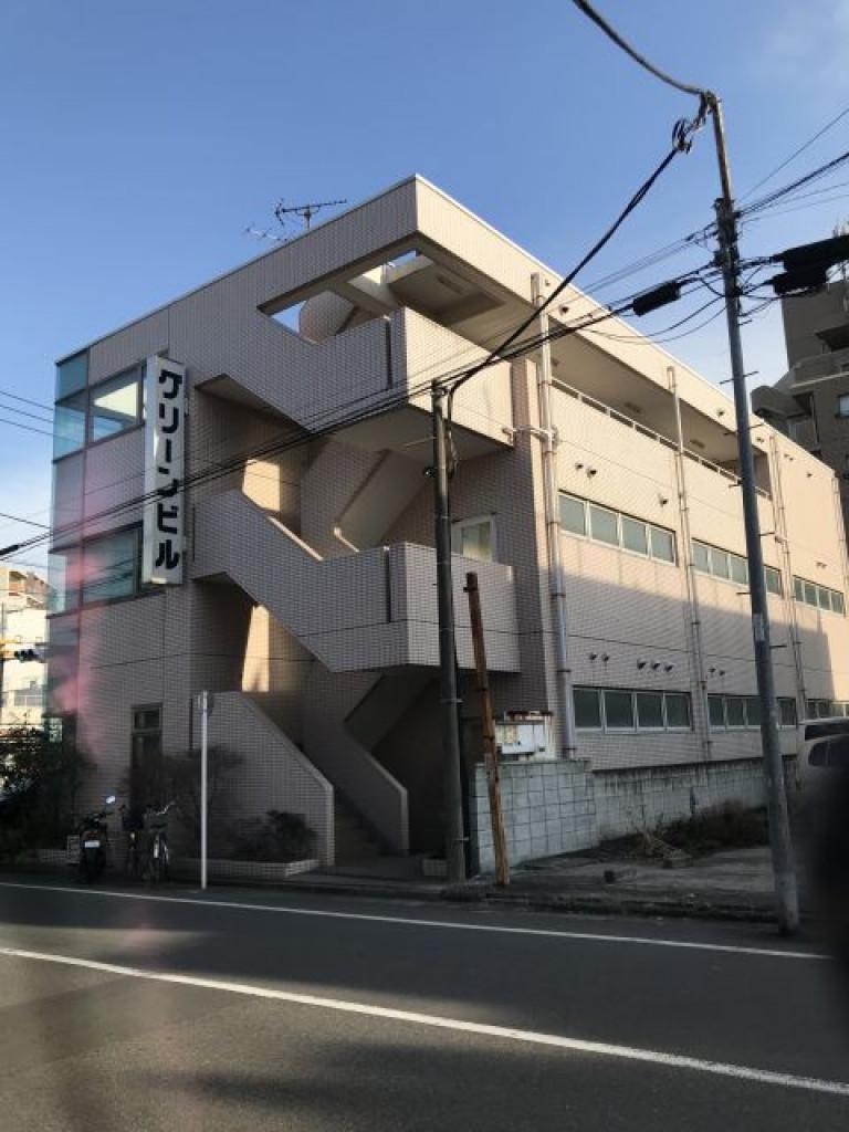 グリーンビル、東京都大田区大森南3-23-4、昭和島駅 徒歩15分