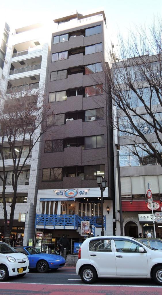 グローリア宮益坂、東京都渋谷区渋谷1-8-5、渋谷駅 徒歩5分