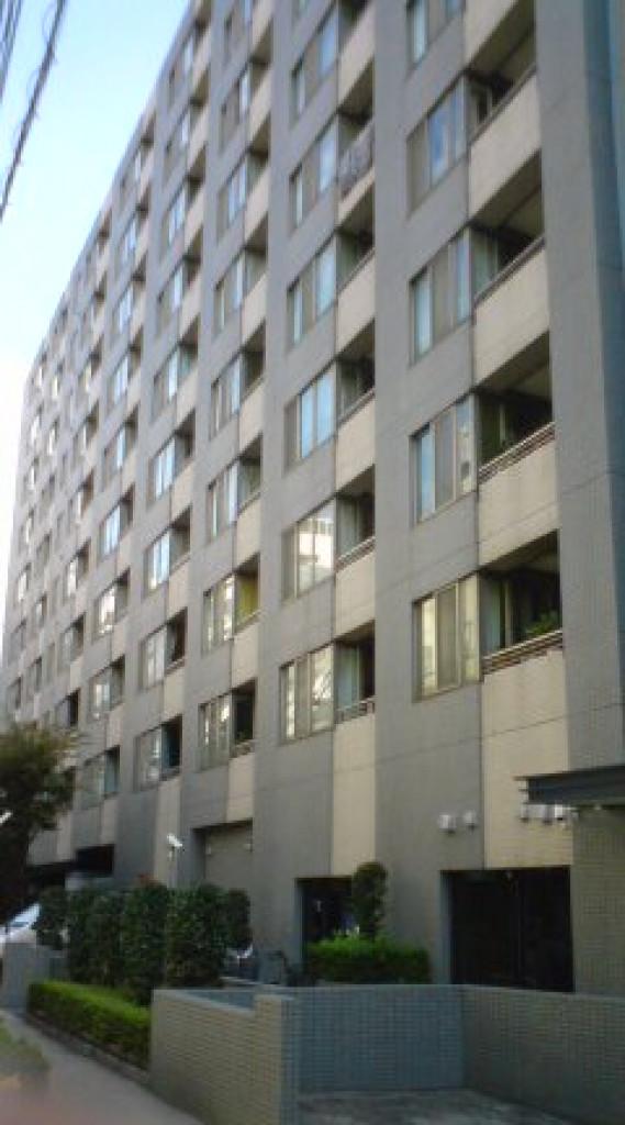 コスモ上野パークサイドシティ 東京都台東区上野7-9-9