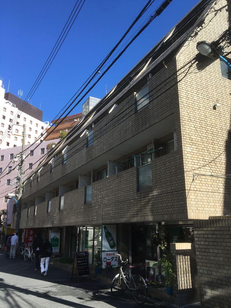 シェモワ新宿 東京都新宿区西新宿4-30-9