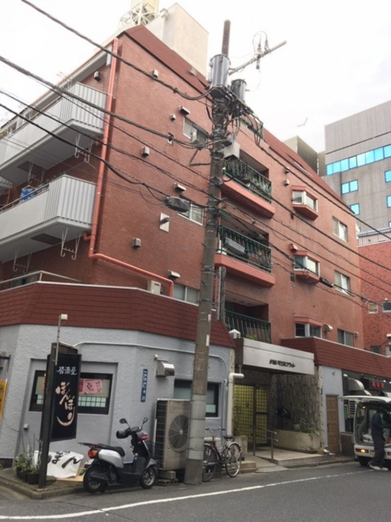タカシマ三共フラット、東京都墨田区両国4-35-1、両国駅 徒歩3分