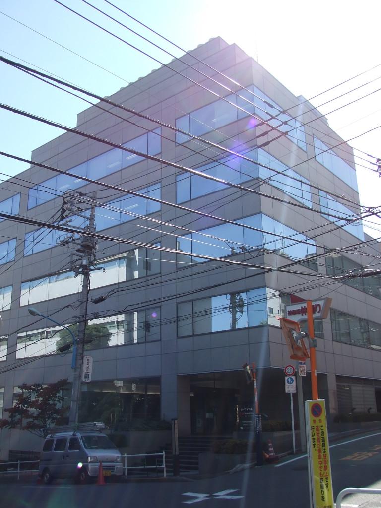 ノービィビル、東京都新宿区神楽坂2-14、飯田橋駅 徒歩2分