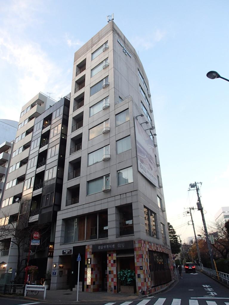 バルビゾン22番館、東京都渋谷区広尾5-8-11、広尾駅 徒歩5分