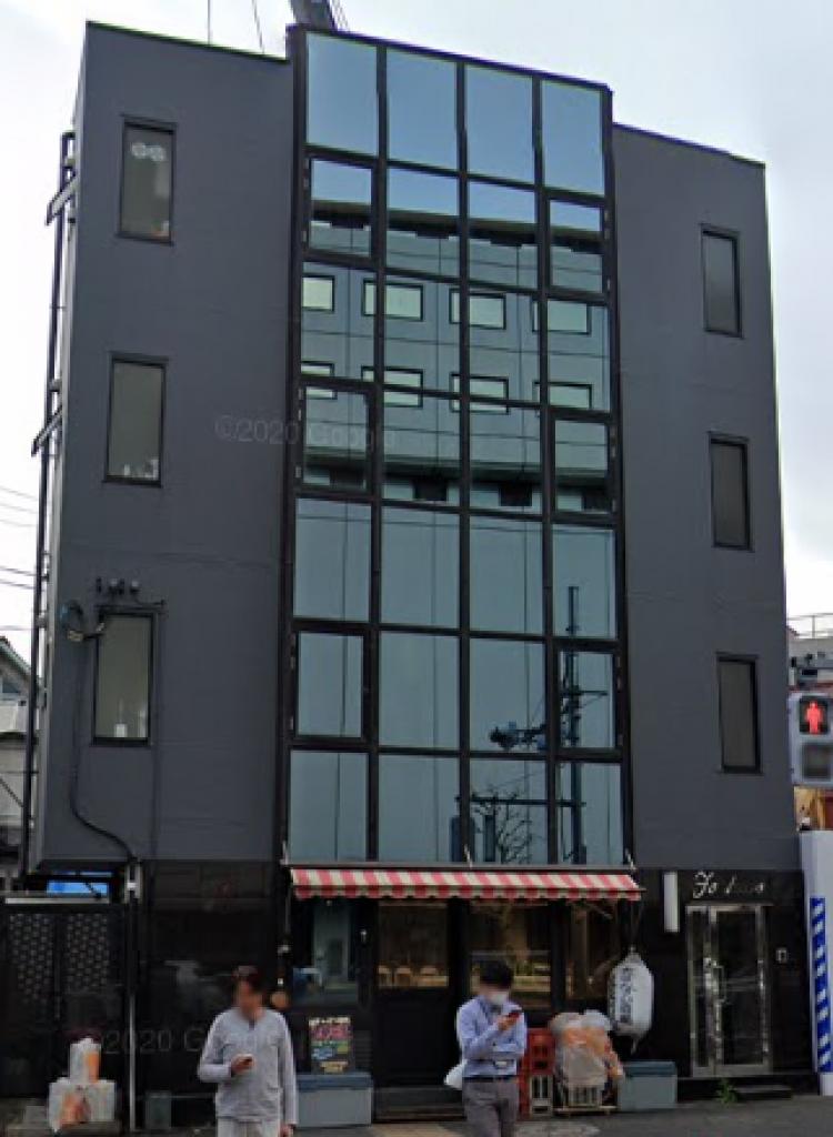 フォーチュナービル 東京都目黒区目黒3-1-10