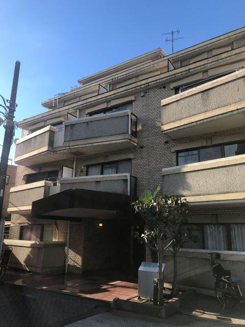ホームズ山王 東京都大田区山王3-30-8
