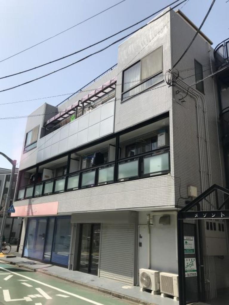 メゾントーワ、東京都大田区大森西5-1-21、大森町駅 徒歩7分