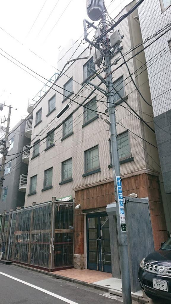 ラ・コリーナ渋谷、東京都渋谷区渋谷1-5-6、渋谷駅 徒歩6分