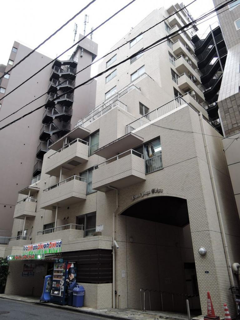 ライオンズプラザ恵比寿 東京都渋谷区東3-25-3